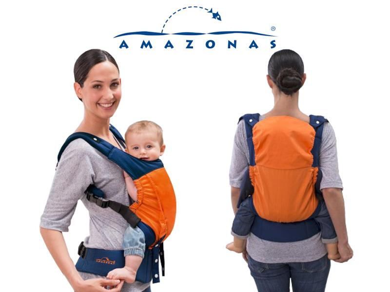 Amazonas portabebe smart carrier